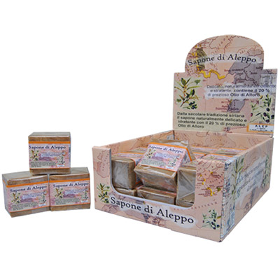 Biomeda - Sapone di Aleppo